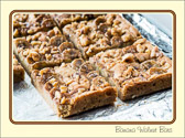 Banana Walnut Bars make everthing better.