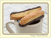 A tough cookie can be a difficult person or a piece of biscotti. Not surprisingly, I'll take the latter every time with my coffee.