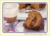 Nothing beats coffee and chocolate as a morning waker-upper.