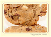 I am still convinced that a good, simple, homemade cookie is preferable to all the store-bought cookies one can find.