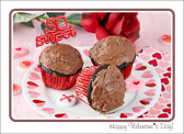 Chocolate Cupcakes with Ganache Filling