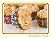 Bodacious banana favor and scrmptious streusel topping, what's not to like?