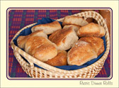 All sorrows are less with bread.