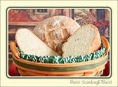 Good bread is the most fundamentally satisfying of all foods; and good bread with fresh butter, the greatest of feasts.